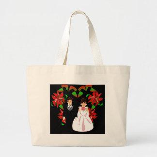 Christmas Customisable Jumbo Tote Bag