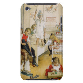 Christmas Day in the Nursery 1894 iPod Touch Case