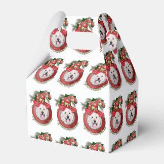 Christmas - Deck the Halls - GoldenDoodles - Daisy Favour Box