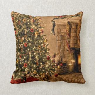 Christmas Decor Throw Pillow