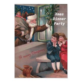 Christmas Dinner Party 2 Invitation