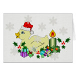 Christmas Duckie Greeting Cards