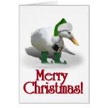 Christmas Elf Duck - Santa's Helper