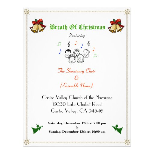 Christmas_Event Flyer