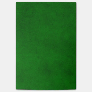Christmas Green Solid Holiday Color Background Post-it Notes