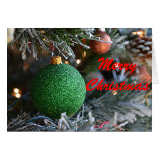 Christmas Greeting Card! Card