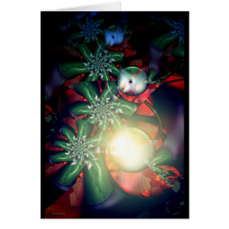 christmas greetings #2 card