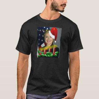 christmas hillary clinton T-Shirt