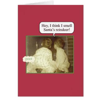 Christmas Humour Card