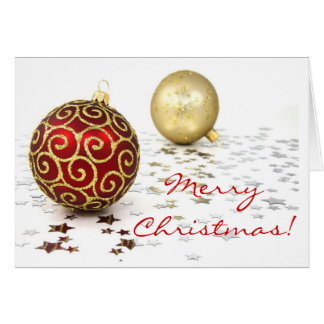 Christmas In English Greeting Cards