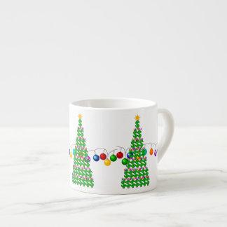 Christmas Money Tree Espresso Mug