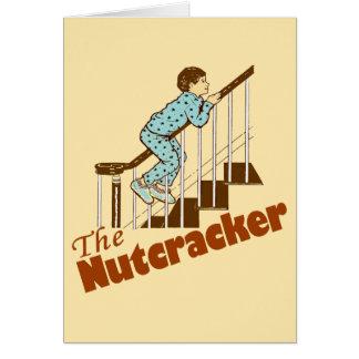 Christmas Morning The Nutcracker Card