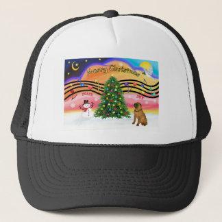 Christmas Music 2 - SharPei 4 Trucker Hat