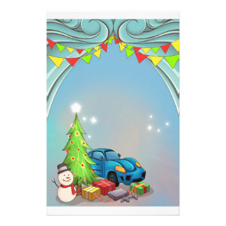 Letter To Santa Custom Stationery Templates, Letter To Santa ...
