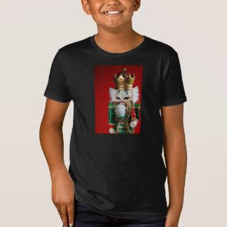 Christmas nutcracker print T-Shirt