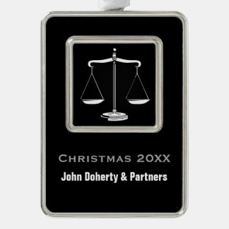 Christmas ornament to commemorate special date