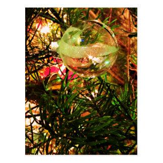 Christmas Ornaments 2 Postcard