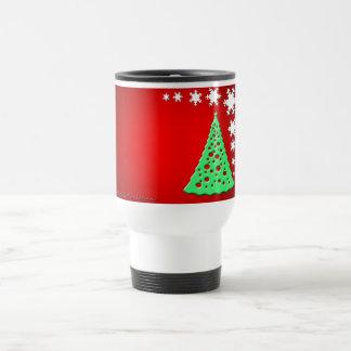 Christmas Ornaments Holiday Tree Destiny Mugs