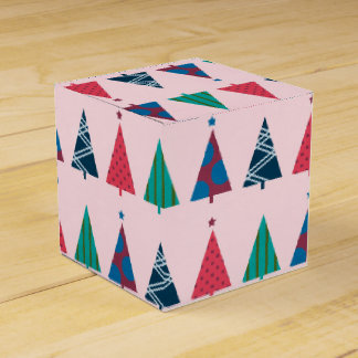Christmas Party Favor Box