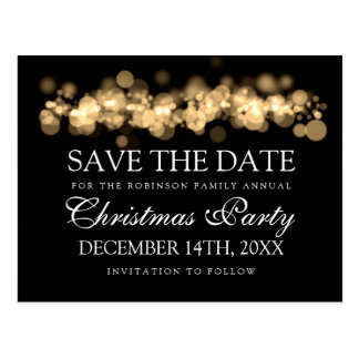christmas party save the date templates