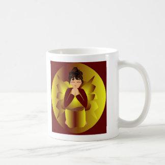 Christmas Peace Angel Coffee Mug