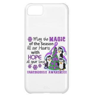 Christmas Penguins Sarcoidosis iPhone 5C Case