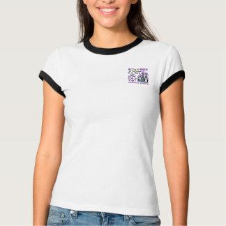 Christmas Penguins Sarcoidosis Tee Shirts