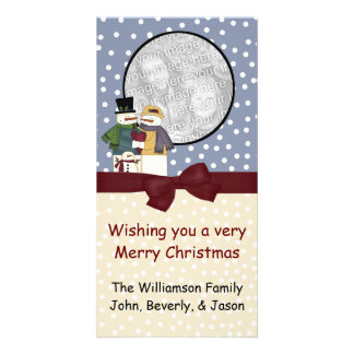 Christmas Photo Greeting Card Photo Card
