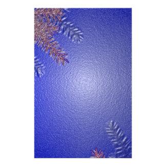 Christmas Poinsettia Blue I Flyers