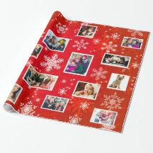 Christmas Red Snowflakes 15 Favorite Family Photos