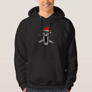Christmas Santa Chef Hoody