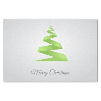 Christmas Simple Ribbon Christmas Tree Tissue Paper