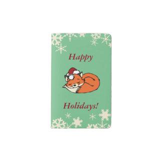 Christmas Sleeping Fox