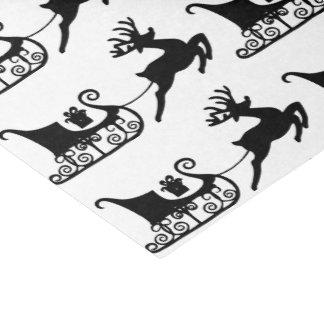 Christmas Sleigh Tissue Paper