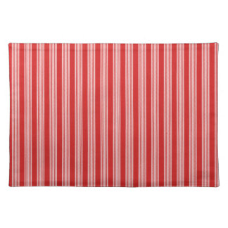 Christmas Stripe V2 Placemat