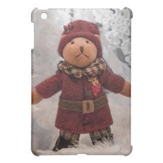 Christmas teddy bear iPad mini covers