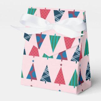 Christmas Tent Favour Box