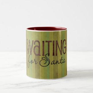 Christmas Theme Santa Reindeer Coffee Cup Coffee Mugs