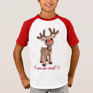 Christmas themed t-shirt