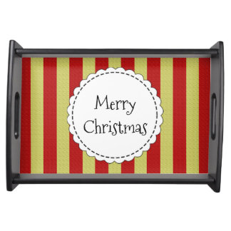 """Christmas_Trays_Showtime*_ Sm Serving Tray"