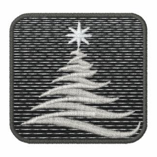CHRISTMAS TREE EMBROIDERY & STAR