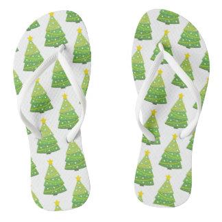 Christmas Tree Jandals
