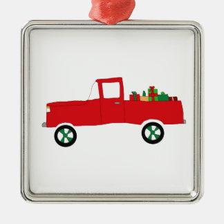 Christmas Truck ornament