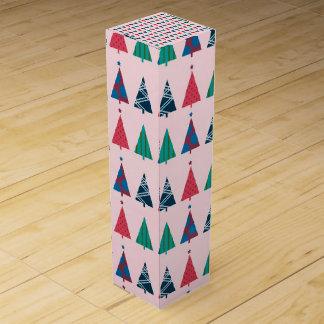 Christmas Wine Gift Box