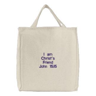 Christ's Friend Bag