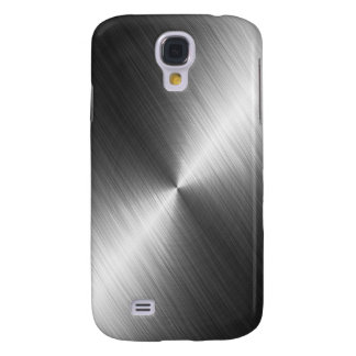 Chrome Texture Samsung Galaxy S4 Case