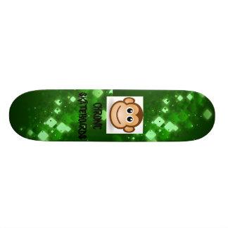 Chronic Monkey Skateboard