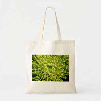 Chrysanthemum Flower Tote Bag