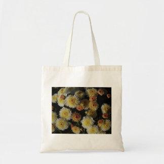 Chrysanthemum Tote Shopping Bag