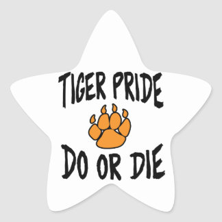 CHS Do or Die Star Sticker